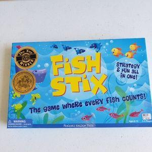 Fish Stix Game